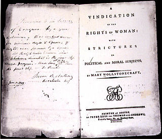 Los Derechos de la Mujer   Olympe de Gouges y Mary Wollstonecraft