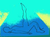 pilates braunschweig, one leg circle