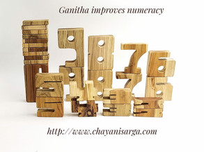 Making maths a child's play with Ganitha