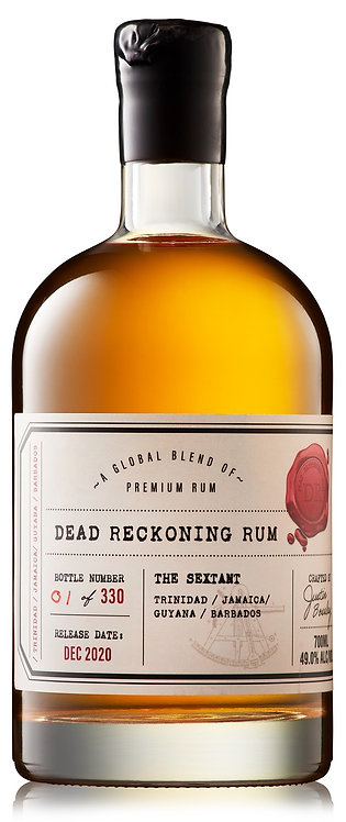 DEAD RECKONING RUM THE SEXTANT