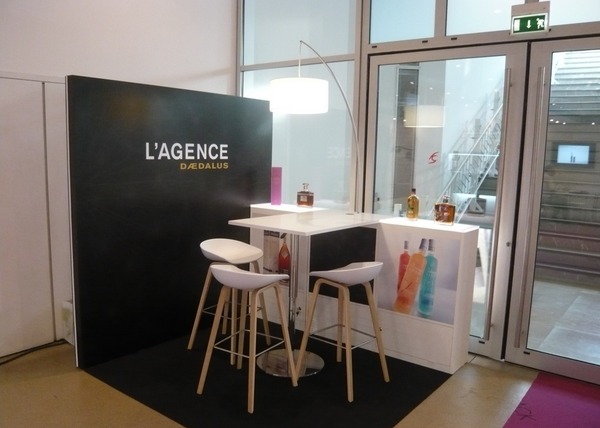 stand exposition modulable