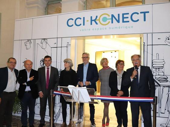 Projet CCI KONECT