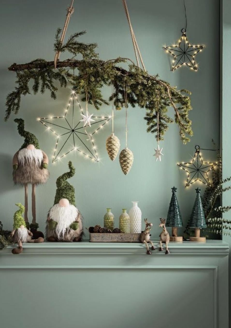 ambiance hiver décoration
