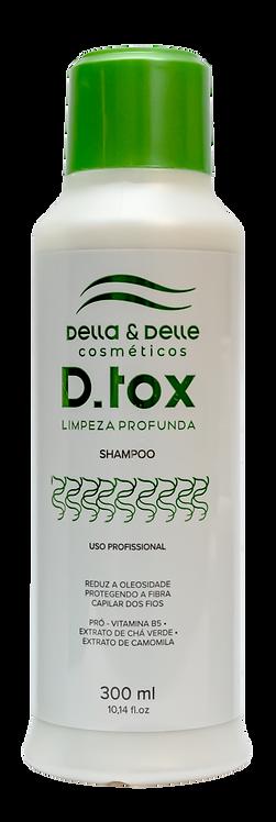 Shampoo D.Tox 300ml