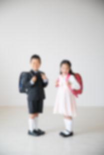 入学写真1