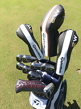 Cancun golf courses deluxe range golf club rentals