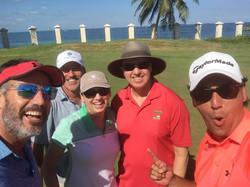Cancun Golf Course rentals customers