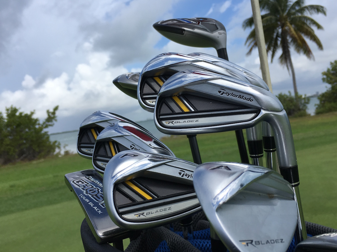 Quality golf clubs: Cancun Golfing!