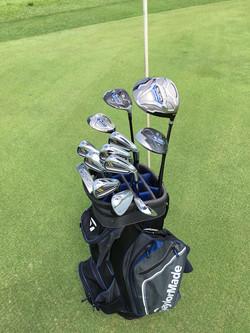 Premium clubs: hire for Cancun golf