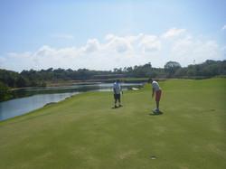 Riviera Maya golf course