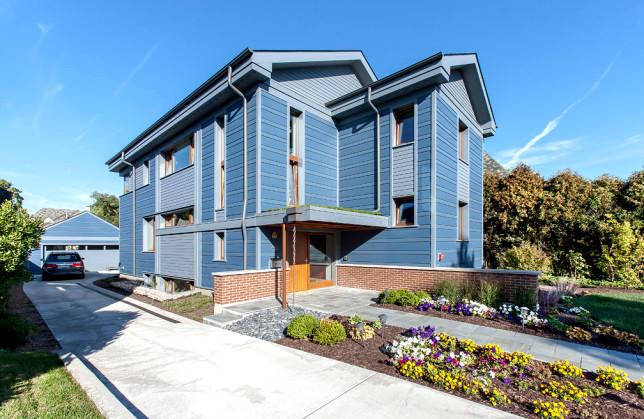 standard house  energy-efficient