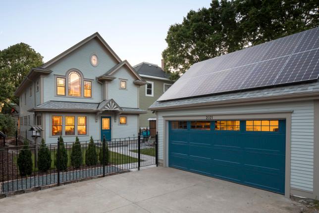 victorian house  energy-efficient