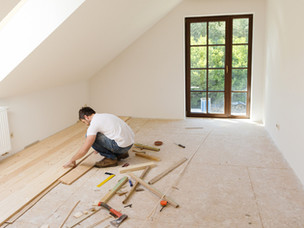 CHOOSING YOUR HARDWOOD FLOORS