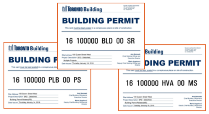 BUILDING PERMITS: FROM APPLICATION TO CLOSING