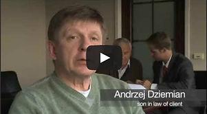 polski adwokat polski prawnik z klientem