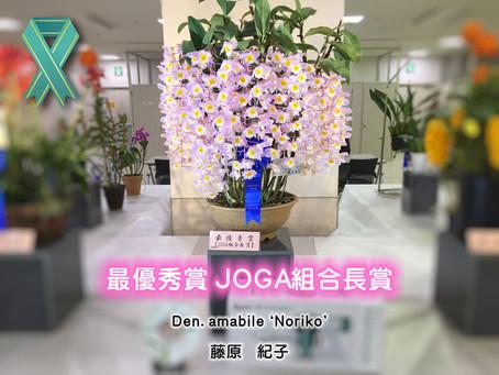 【終了・入賞花紹介】JOGA洋らんフェア2017 in YOKOHAMA