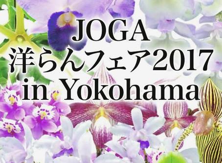 【終了】JOGA洋らんフェア2017 in YOKOHAMA