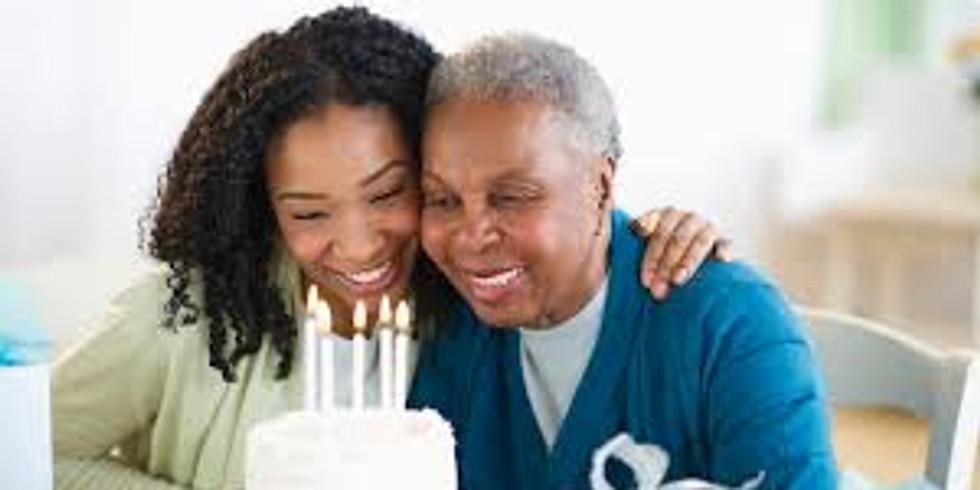 Encourage Seniors at Sunrise Nursing Home