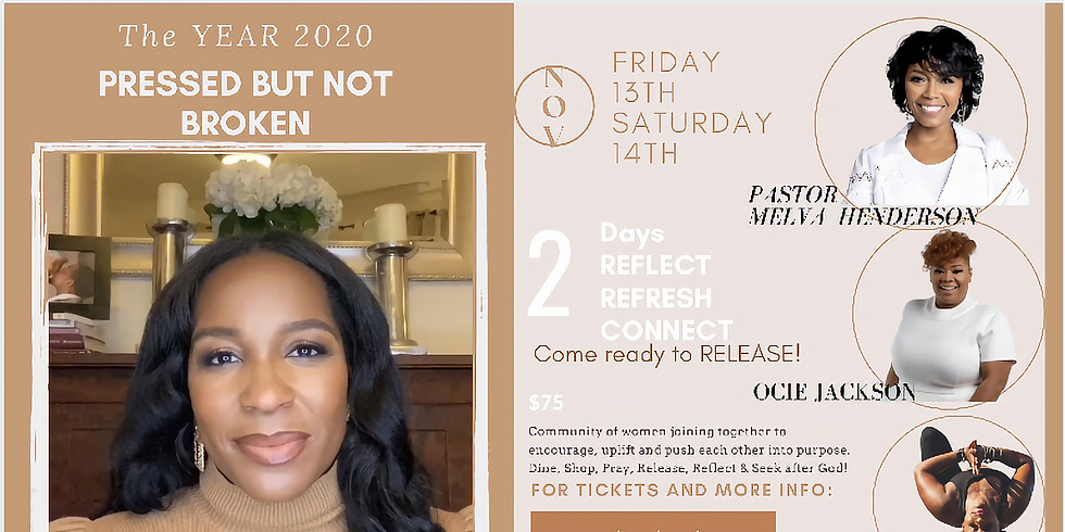 The Year 2020-Pressed But Not Broken Presented by Lady C