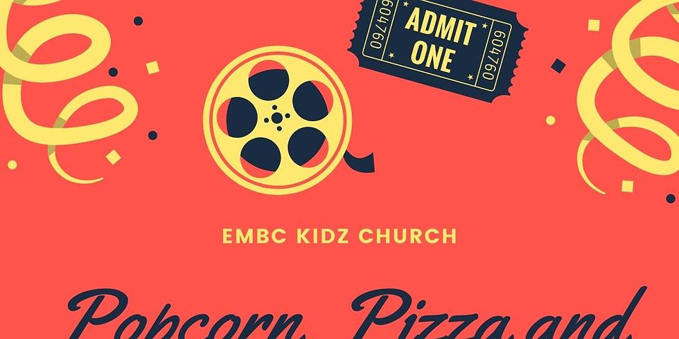 EMBC Kidz Movie Night