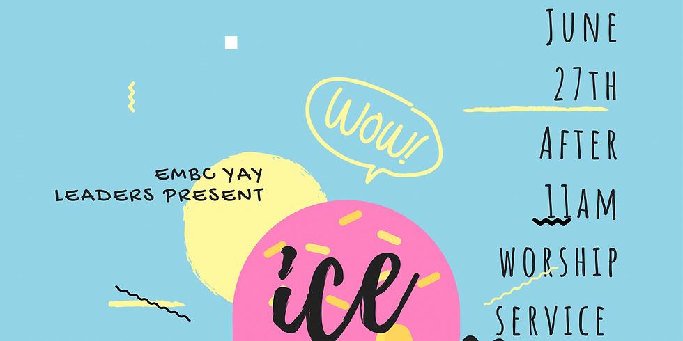 YAY Ice Cream Social