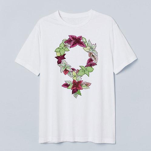 T-shirt Venustecknet