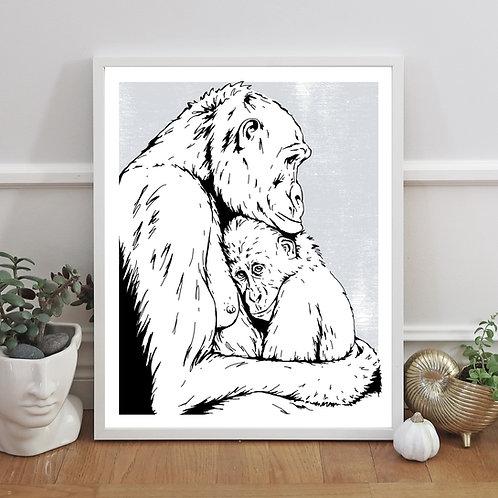 Gorillakärlek