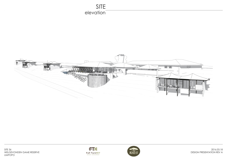 Site elevation