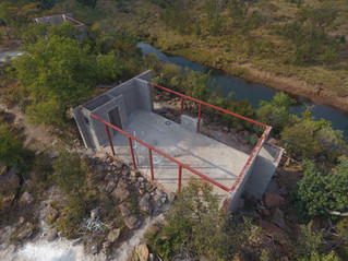 Inzalo Safari Lodge - from Design to Reality
