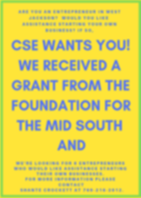 CSE and the Foundation for the Mid South