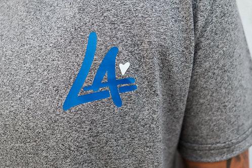 Love LA Short Sleeve Hoodie