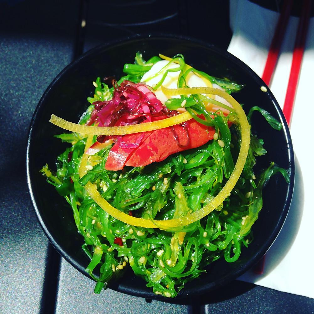 Dave's Sushi Seaweed Salad