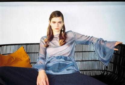 Klara Berg for iMute Magazine