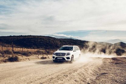 GLS 500 for Mercedes-Benz