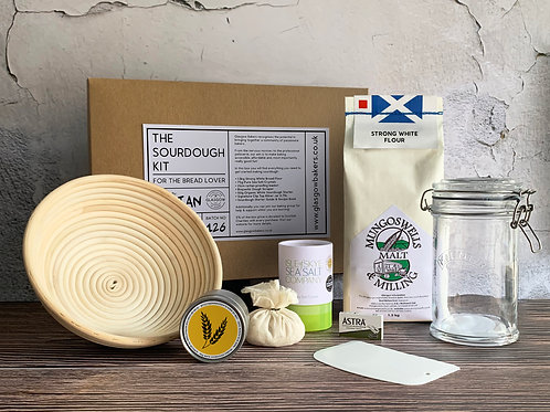 Glasgow Bakers - Signature Sourdough Baking Box