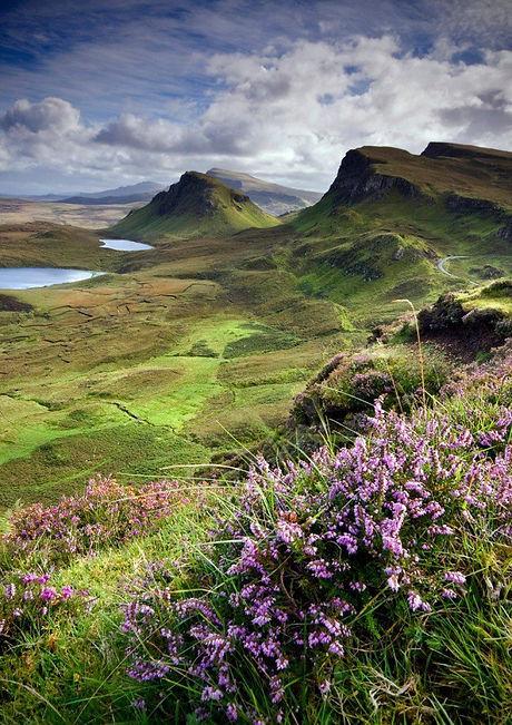 Scottish Highlands Green Policy