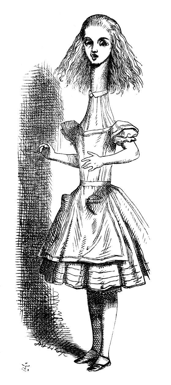 John Tanniel's Alice