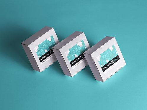 Box of 10 Protein Cookies - HeavenlyHazelnut only