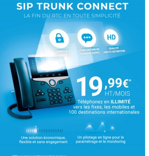 SIP TRUNK CONNECT