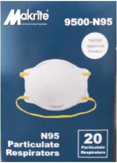 NIOSH N95 Cup