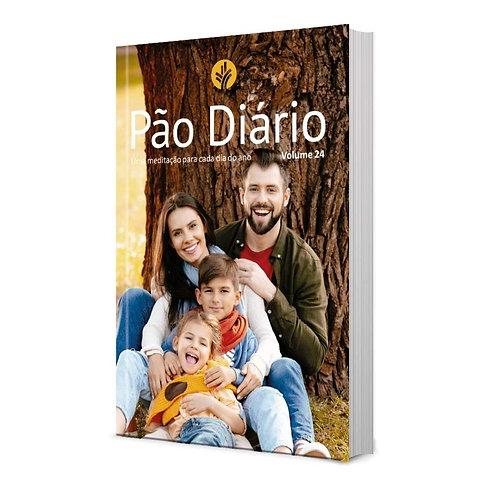 Pão Diário vol. 24 - Capa família: Uma meditação para cada dia do ano: Volume 24