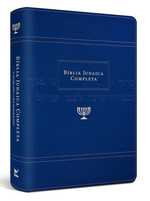 Bíblia judaica completa - azul