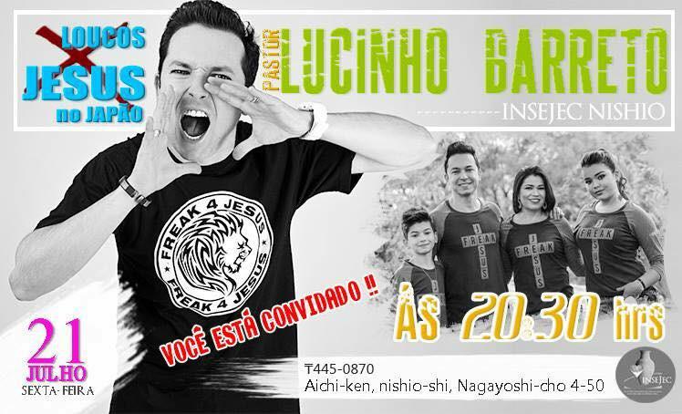 LUCINHO NO JAPAO