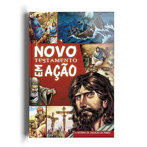 Novo Testamento em ação médio