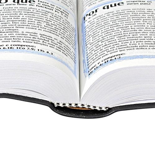 Bíblia NTLH edição notas para jovens