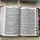 Thumbnail: Bíblia c/harpa e corinhos avivados -Letra hipergigante e caneta, tipo carteira