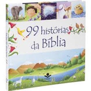 99 HISTÓRIAS DA BÍBLIA