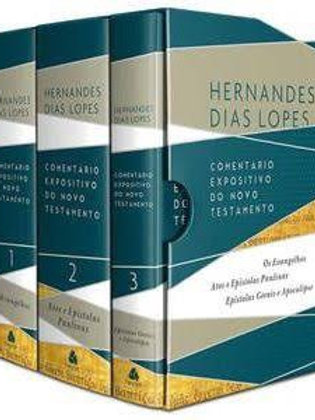 Comentário expositivo - Hernandes dias Lopes