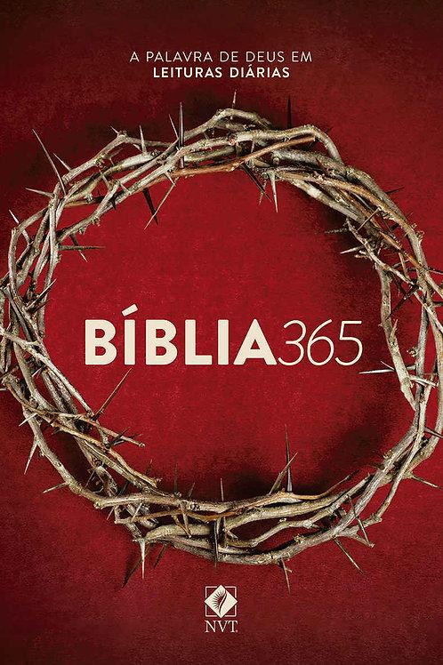 Bíblia 365 NVT - Capa Coroa
