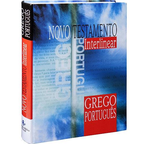O novo testamento interlinear Grego- Portugues